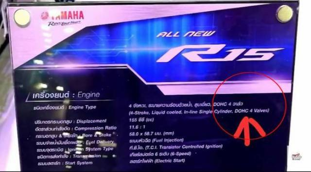 spesifikasi-mesin-Yamaha-All-New-R15-VVA-Thailand