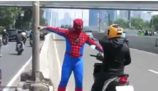 spiderman jakarta 2