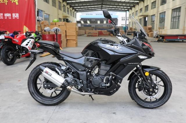 CX350-6A hitam
