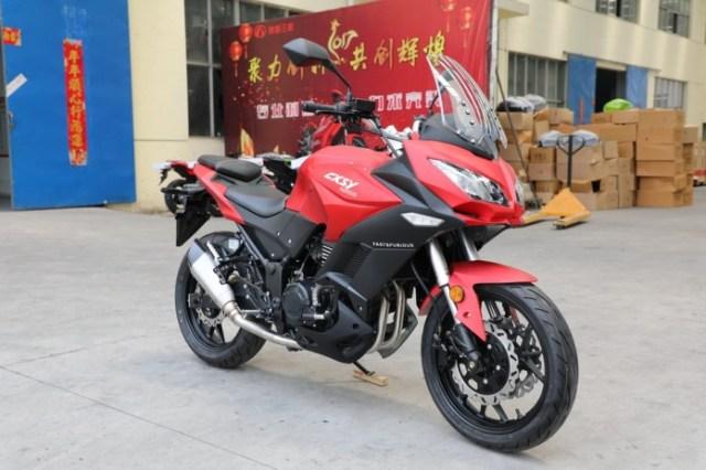 CX350-6A merah